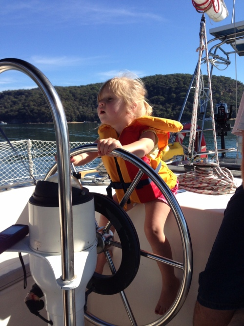 Winter on Pittwater